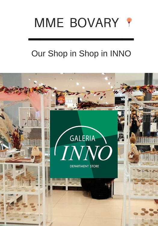 Thanks Inno and all our lovely customers