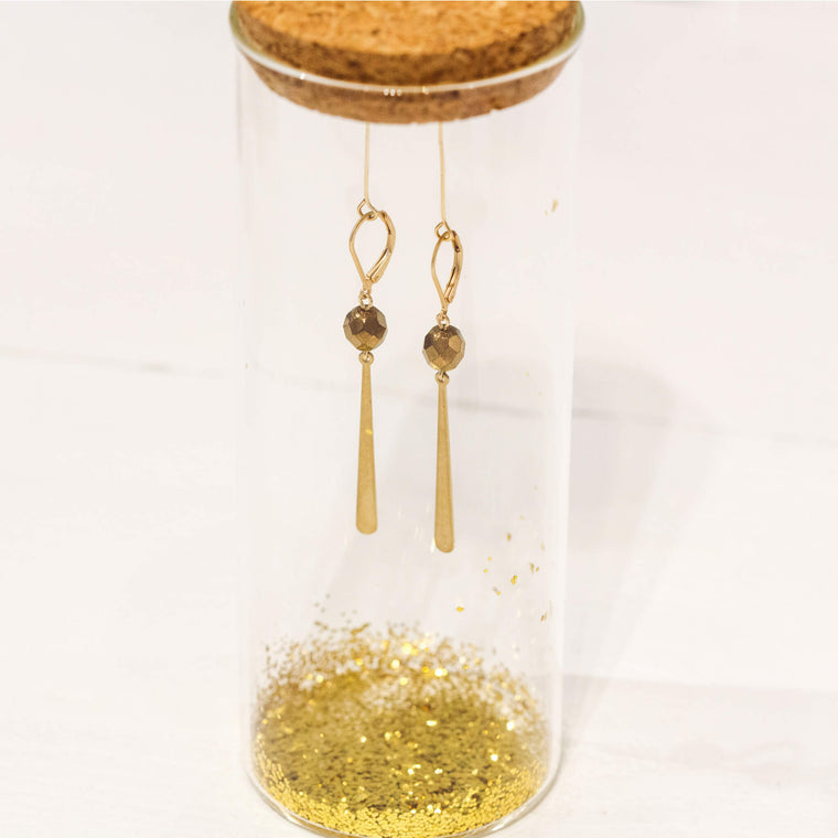 Allora Gold (earrings only)