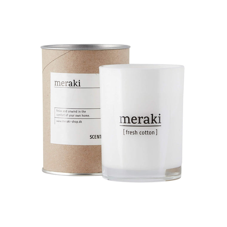 Meraki Geurkaars - Fresh Cotton