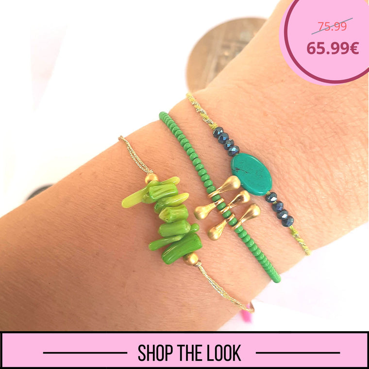 SHOP THE LOOK (Green)