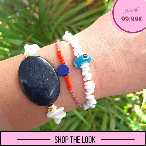 SHOP THE LOOK (lapiz lazuli)
