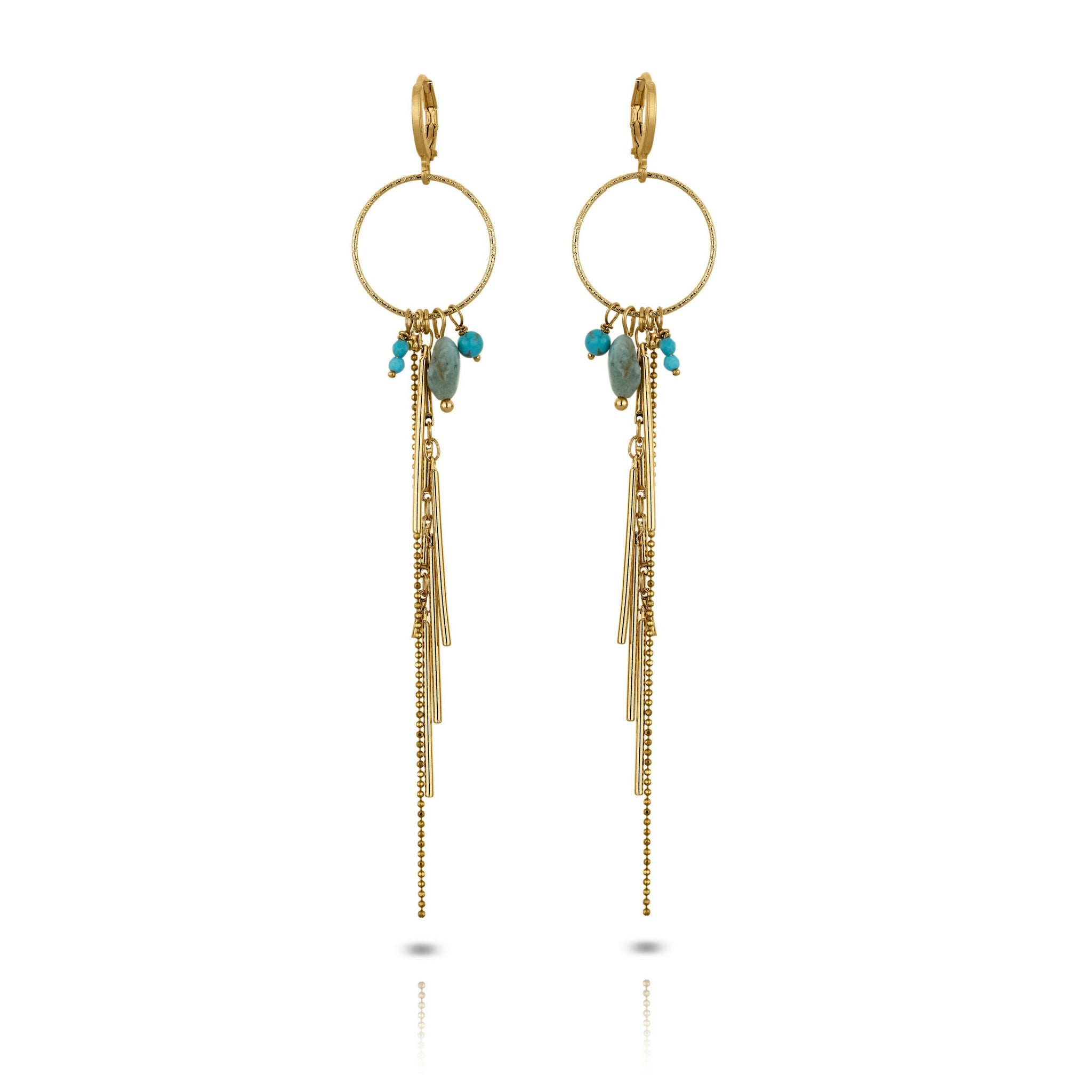 Mme bovary bovary studio party collection turquoise model