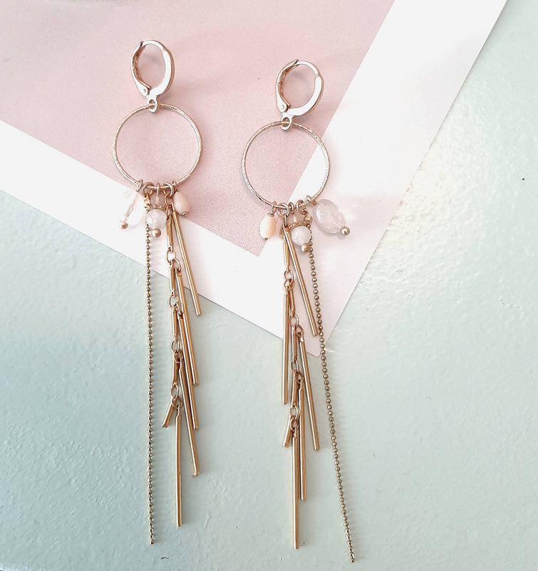 moonstone earrings antwerpen