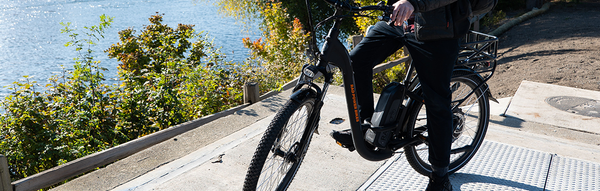 Five Reasons Riding An Ebike Isn't Cheating