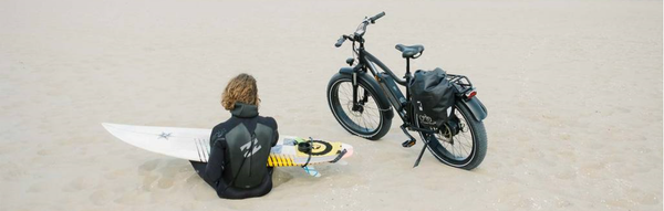 Riding the Ebike Wave to the Beach