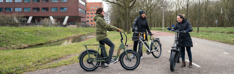 Womens Month - Riding Rad Ebikes