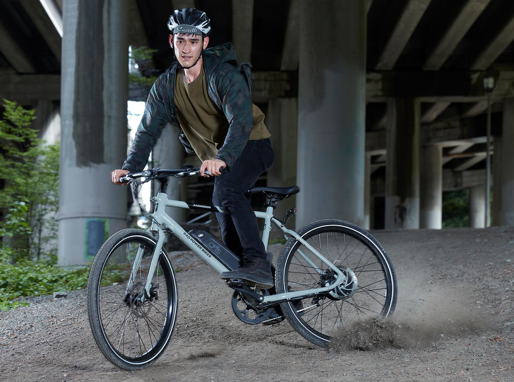 RadMission off road electric bike