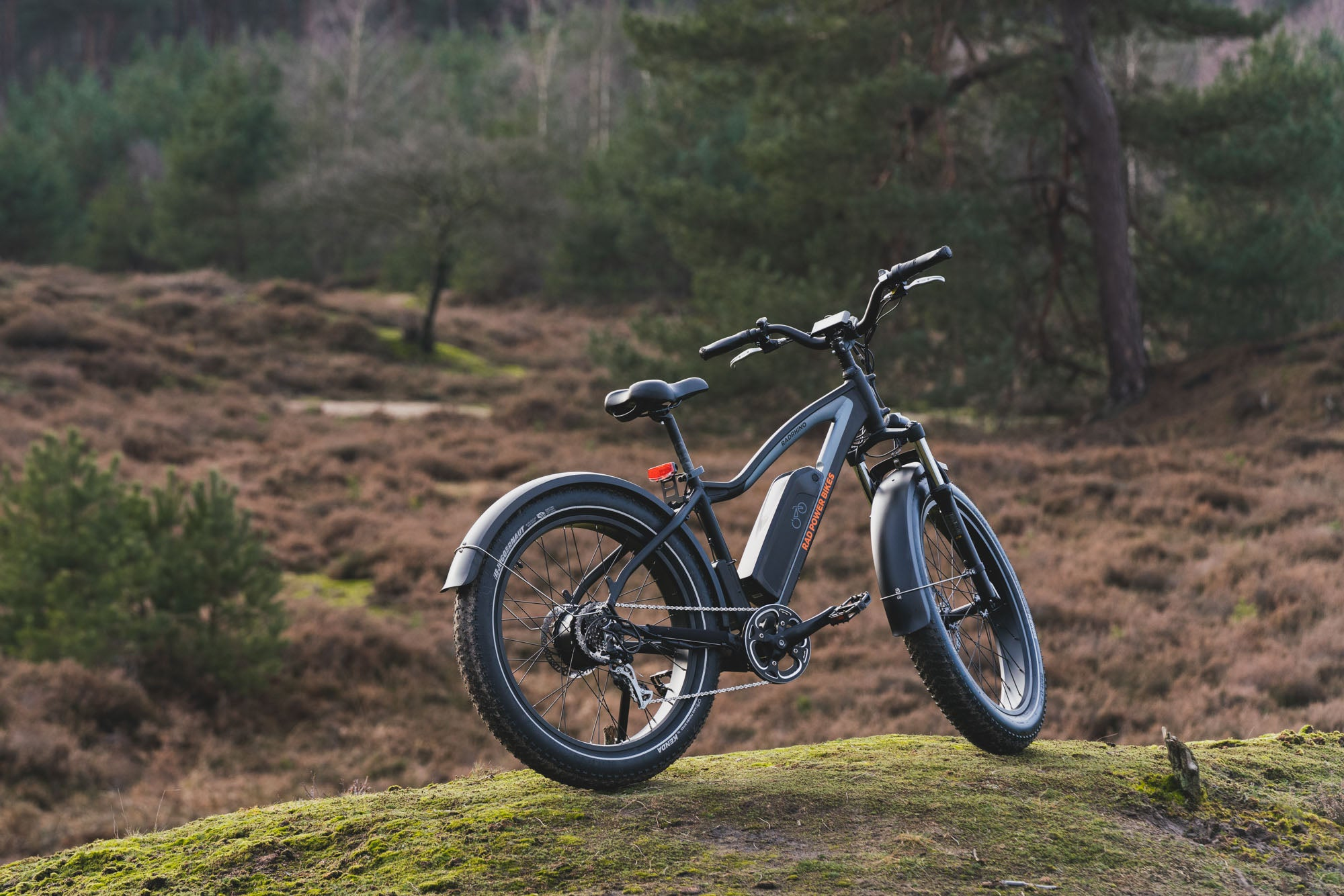 RadRhino 5 Electric Fat Bike