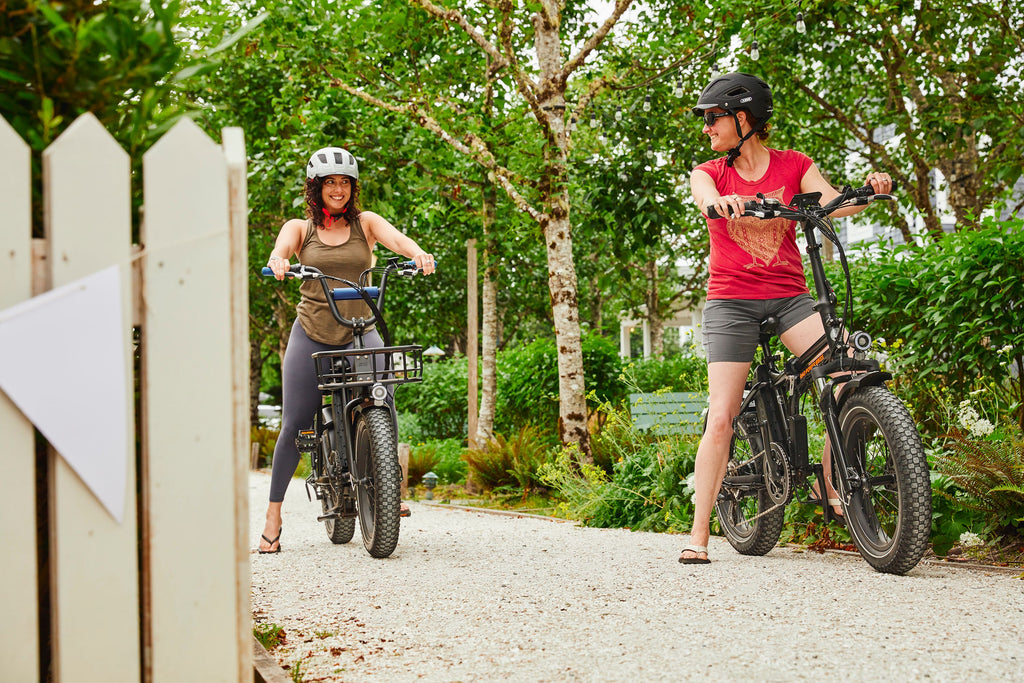 Plan your ebike holiday with family and friends