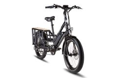 RadWagon 4 Electric Cargo Bike - black