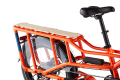 Rear rack of RadWagon Electric Bike