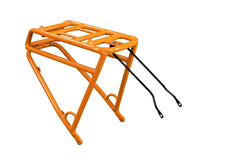 Orange RadRhino Rear Rack