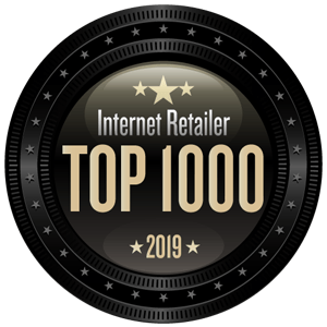 Internet Retailers Award Badge