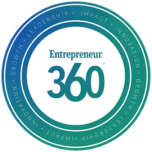 360.com Award Badge