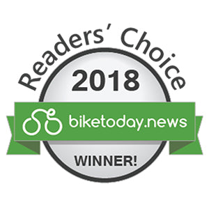 BikeToday.com Award Badge