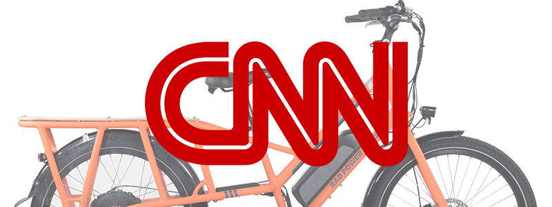 CNN logo over RadWagon