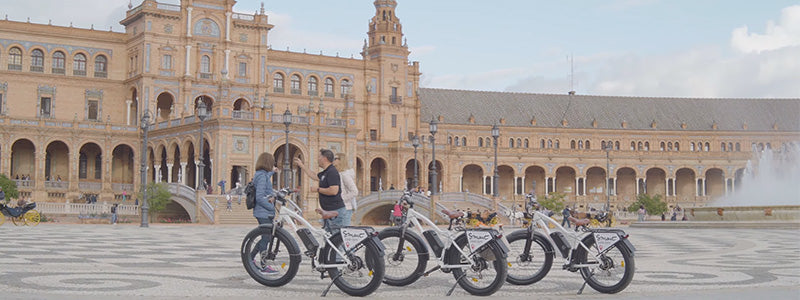 E-Bike tour using RadRhinos