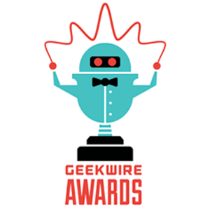 Geekwire Award Badge
