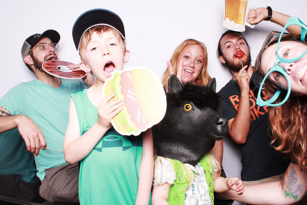 Rad Team photo booth 2