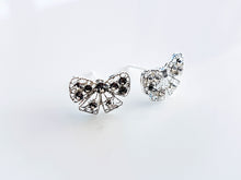 Diamond Bowtie Earring