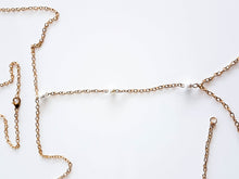 Triple Pearl Body Chain