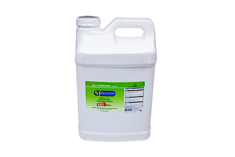 RX DESTROYER DRUG DISPOSAL-(2) 2.5 GAL