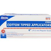 Cotton Tip Applicators-Sterile-6""