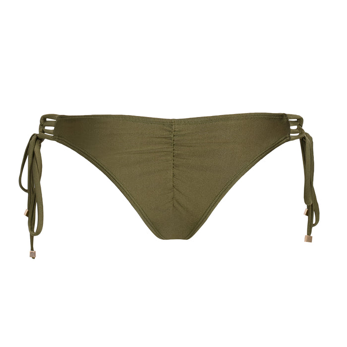 NELLA BOTTOM- OLIVE GREEN