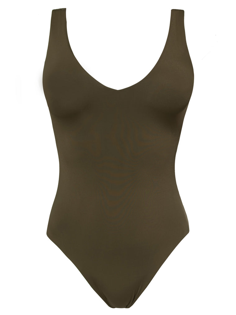 ODETTE SHAPE WEAR - OLIVE
