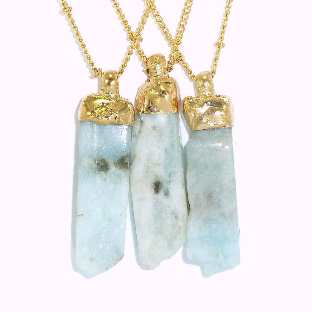 march stone necklaces lori blarney necklace birthstone bons from bonn by