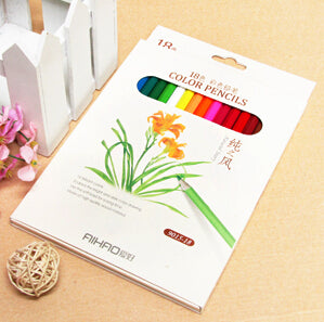 Colored Pencils For Zen Coloring Books