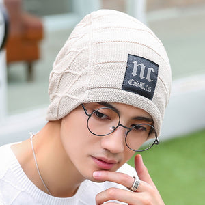 Men's Beanie Hat 4 Colors!