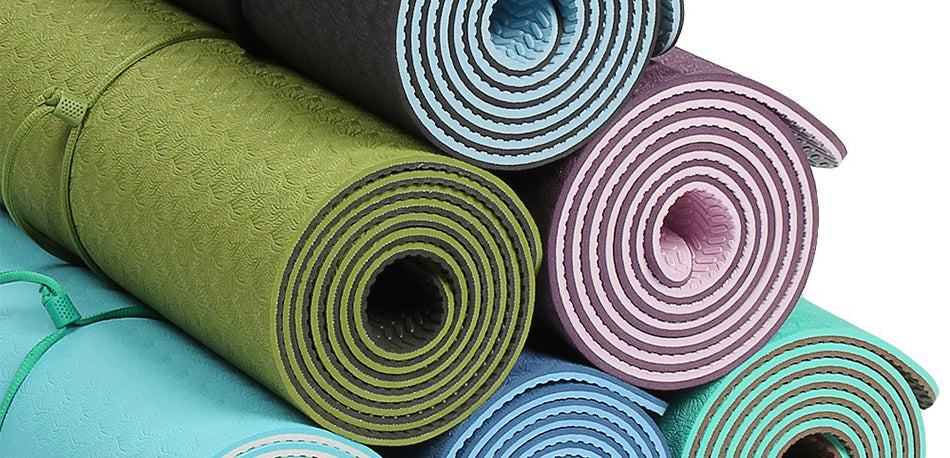 Yoga Mat Non-Slip High Density