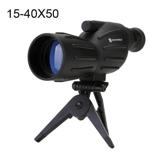 Bird Watching 15-40x50 Zoom HD Spotting Telescope
