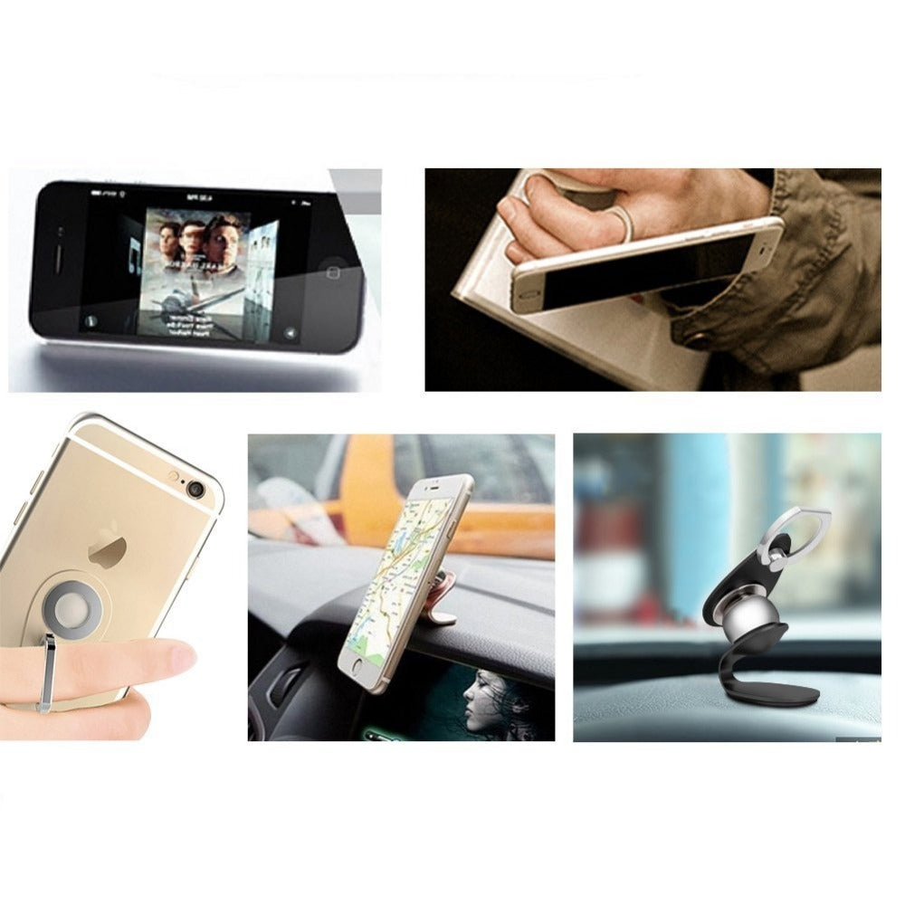 Magnetic Socket Cell Phone Stand Holder
