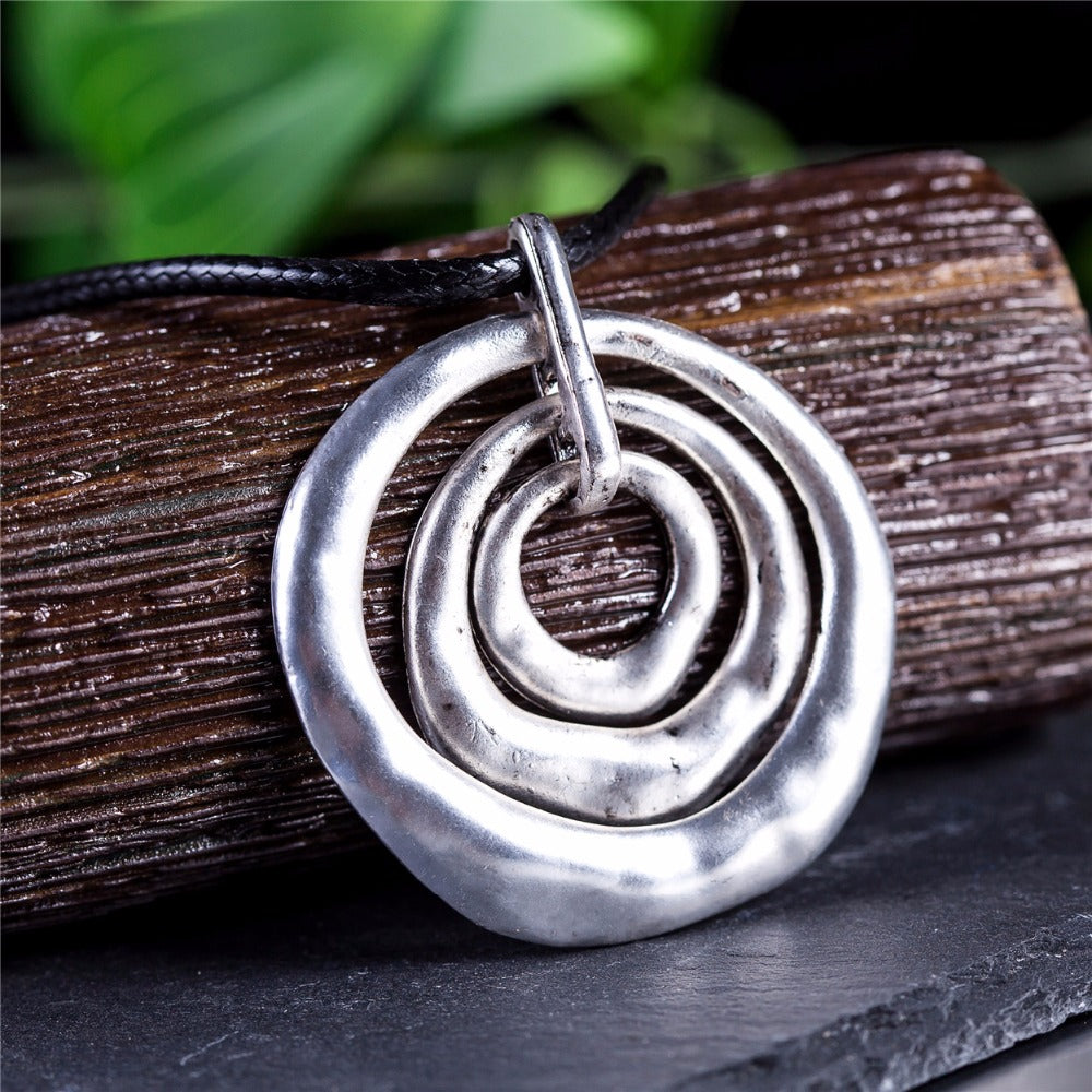 Women's Circle of Life Necklace