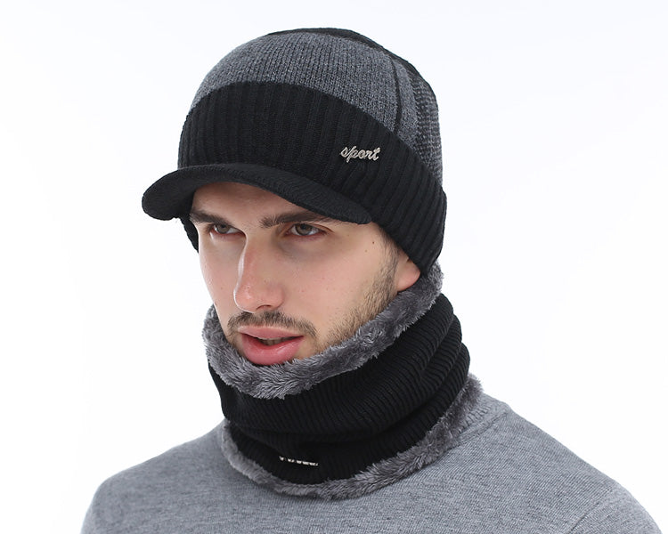Men's Brim Winter Hat 4 Styles!
