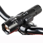 LED 6000 Lumen Bicycle Light with Mount