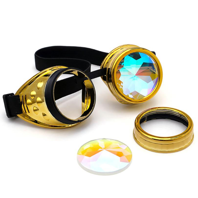 Kaleidoscope Glasses (Rave Glasses)