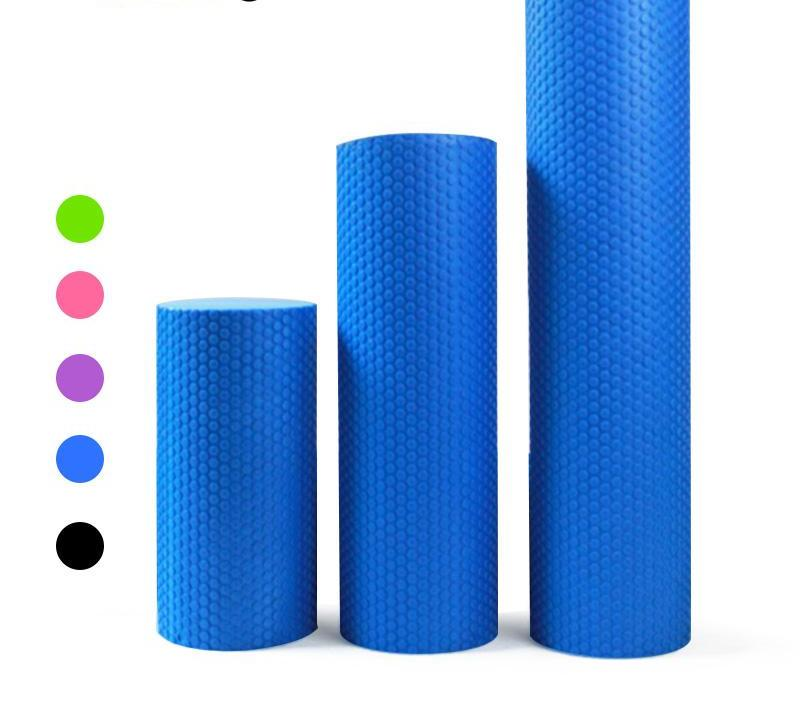 Foam Roller 3 Sizes 5 Colors