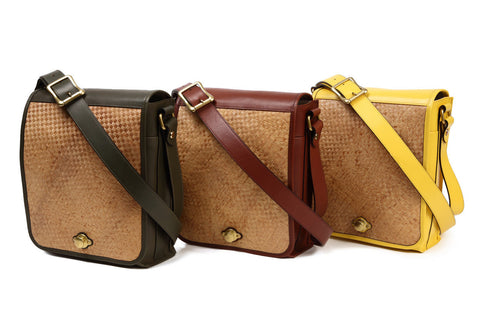 (M04) Flap Shoulder Bag