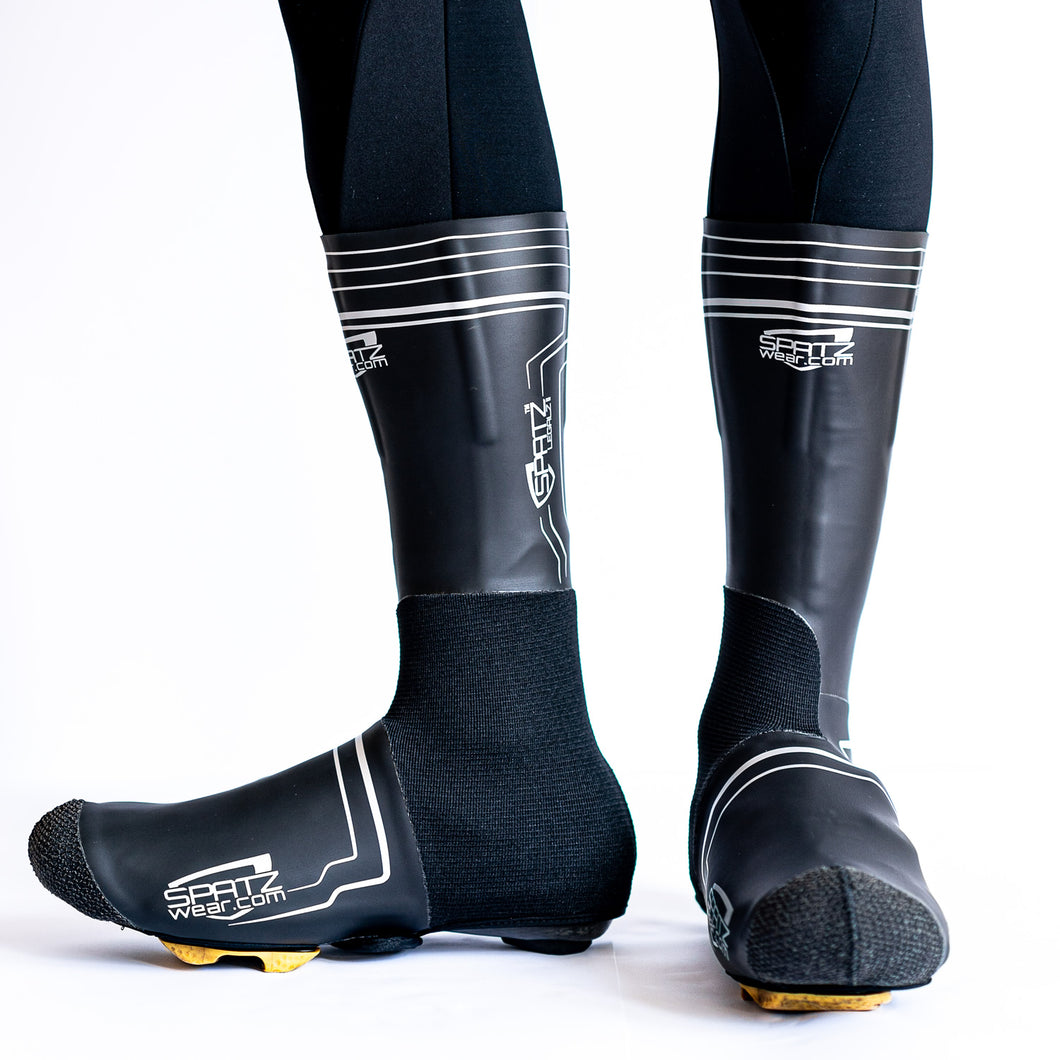 SPATZ 'Legalz 2' UCI Legal Race Overshoes with Kevlar toe area