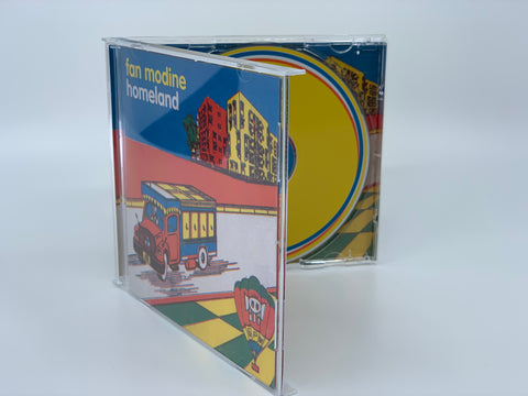Fan Modine - Homeland (Compact Disc in Jewel Case)