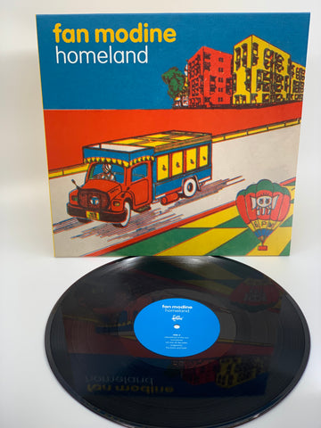 Fan Modine - Homeland (Vinyl LP)