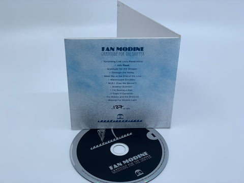 Fan Modine - Gratitude for the Shipper (Custom Numbered Compact Disc)