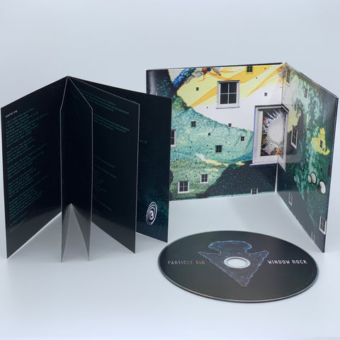 Particle Kid - Window Rock (Compact Disc)