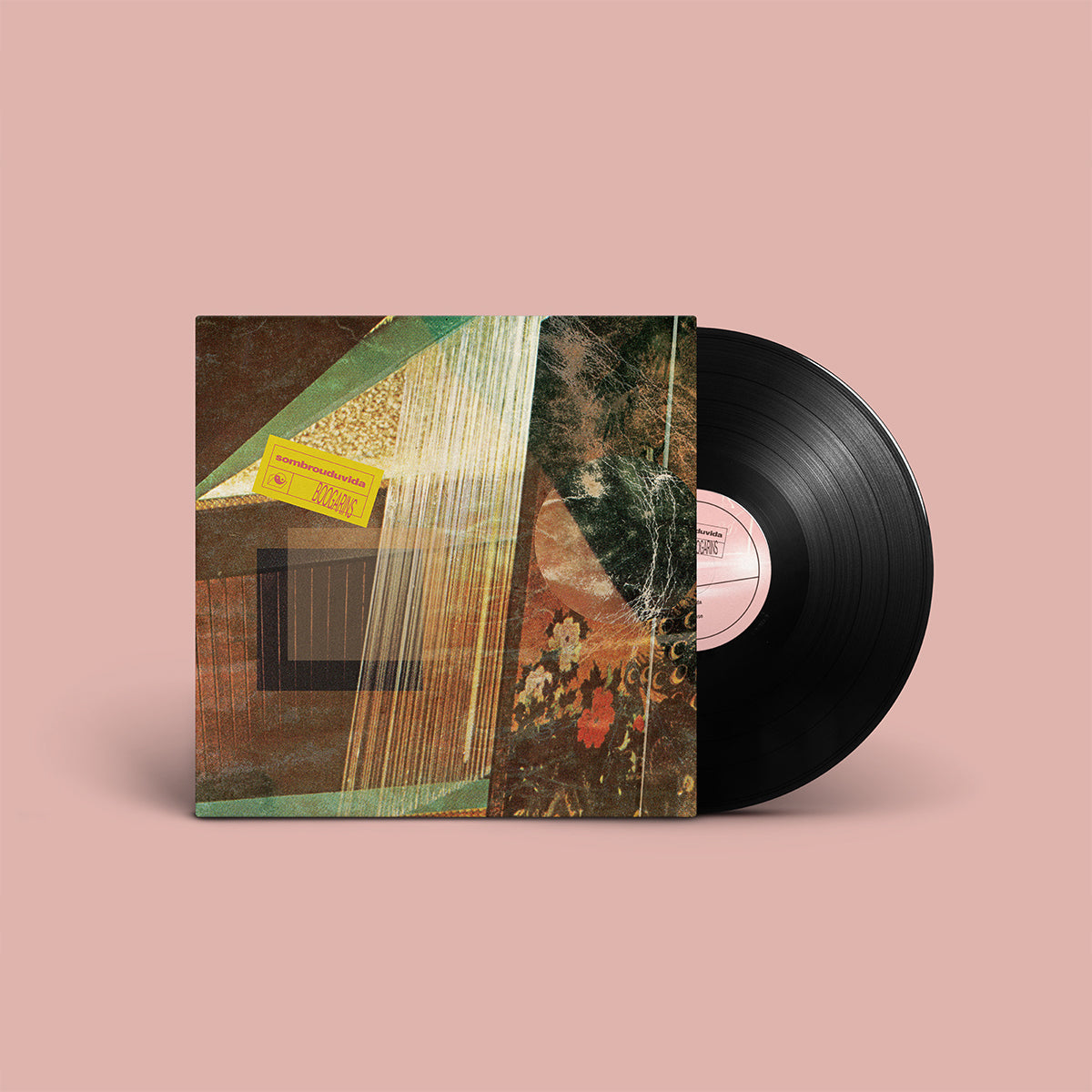 Boogarins - Sombrou Dúvida (LP w/Poster + Digital Download)