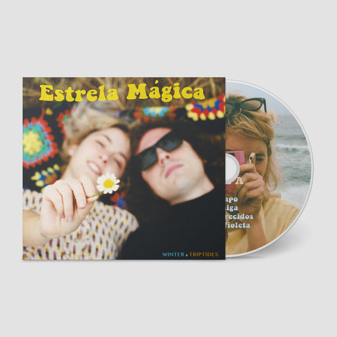 Winter & Triptides - Estrela Mágica (CD + Digital Download)