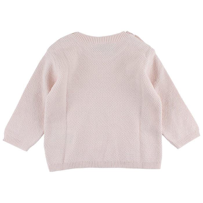 Strickpullover Soft Rose - welovebubbles
