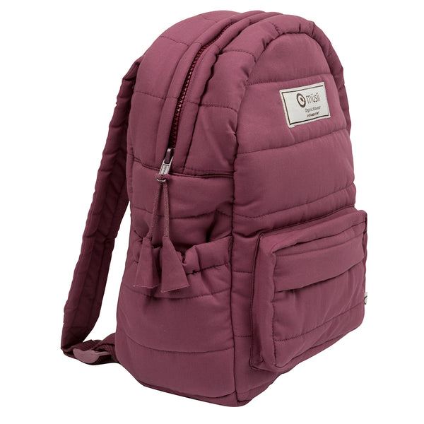 Kinderrucksack Dusty Berry - Müsli by Green Cotton